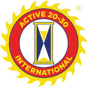 Active 20-30 International logo