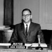 Mayor Jack Ryersen