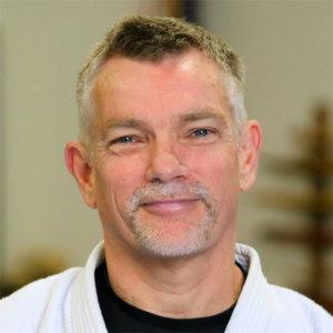 Sensei Mark Roberts