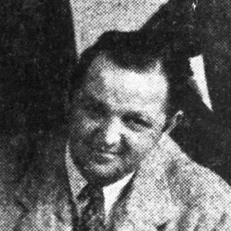 Walter James Bowron